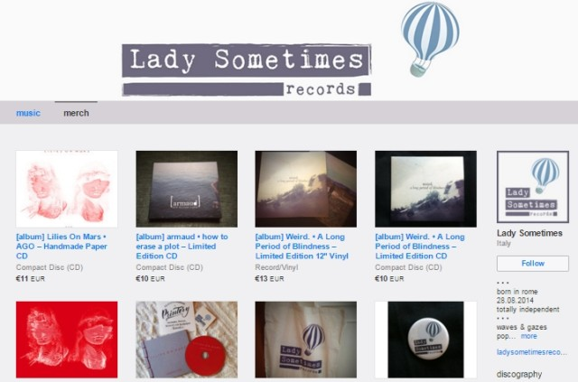 Lady Sometimes Store